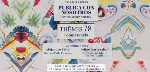 Convocatoria abierta: artículos Revista Themis