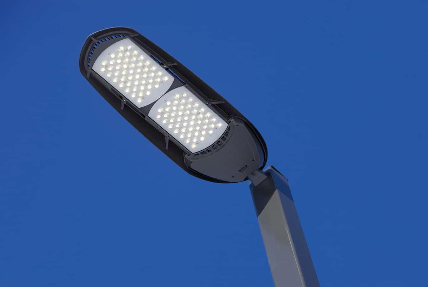 Caso luminarias públicas