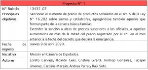 Detalle proyecto número 1