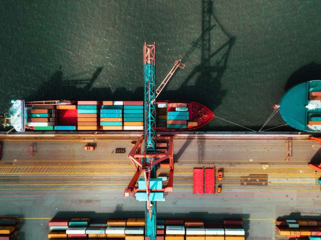 Joint venture marítimo y el factor blockchain