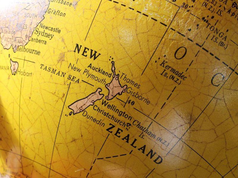 Inversiones extranjeras Nueva Zelanda